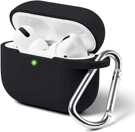 Amazon Com Airpods Pro Case Agentwhiteusa Soft Silicone Full
