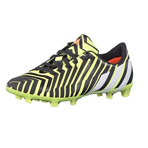adidas Unisex-Kinder Predator Instinct FG Sneaker, Gelb/Anthrazit, 38 EU