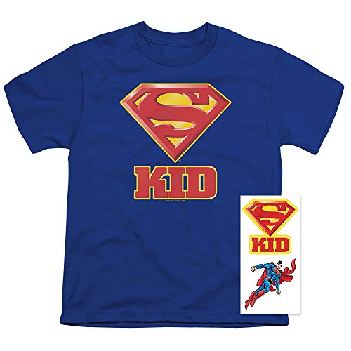 Superman Super Kid DC Comics Youth T Shirt