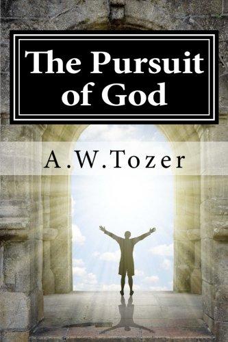 The Pursuit Of God Epub