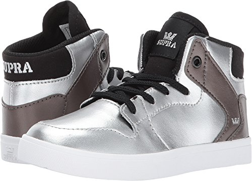 silver shoes for boys - 2