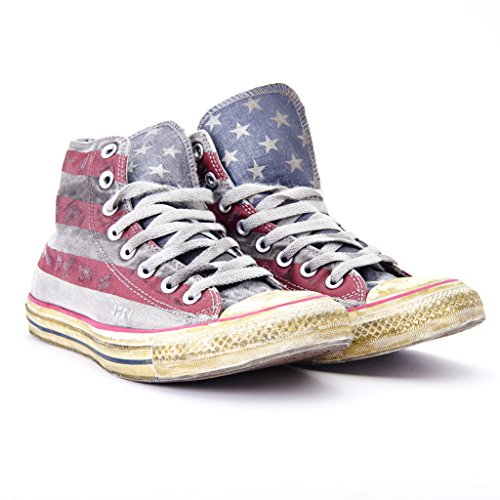 Converseer All Star Hi - 156887c Grijsbruin