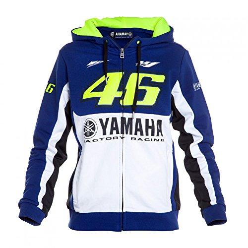 Yamaha VR46 Valentino Rossi - Sudadera para mujer chaqueta ...