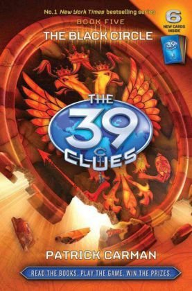 the 39 clues the maze of bones - 4