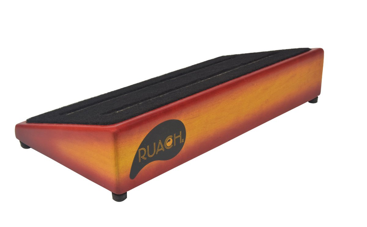 Ruach Carnaby St 2 Medium Hardwood Pedalboard for Guitar Effects Pedals Ruach Music RP-CARN2