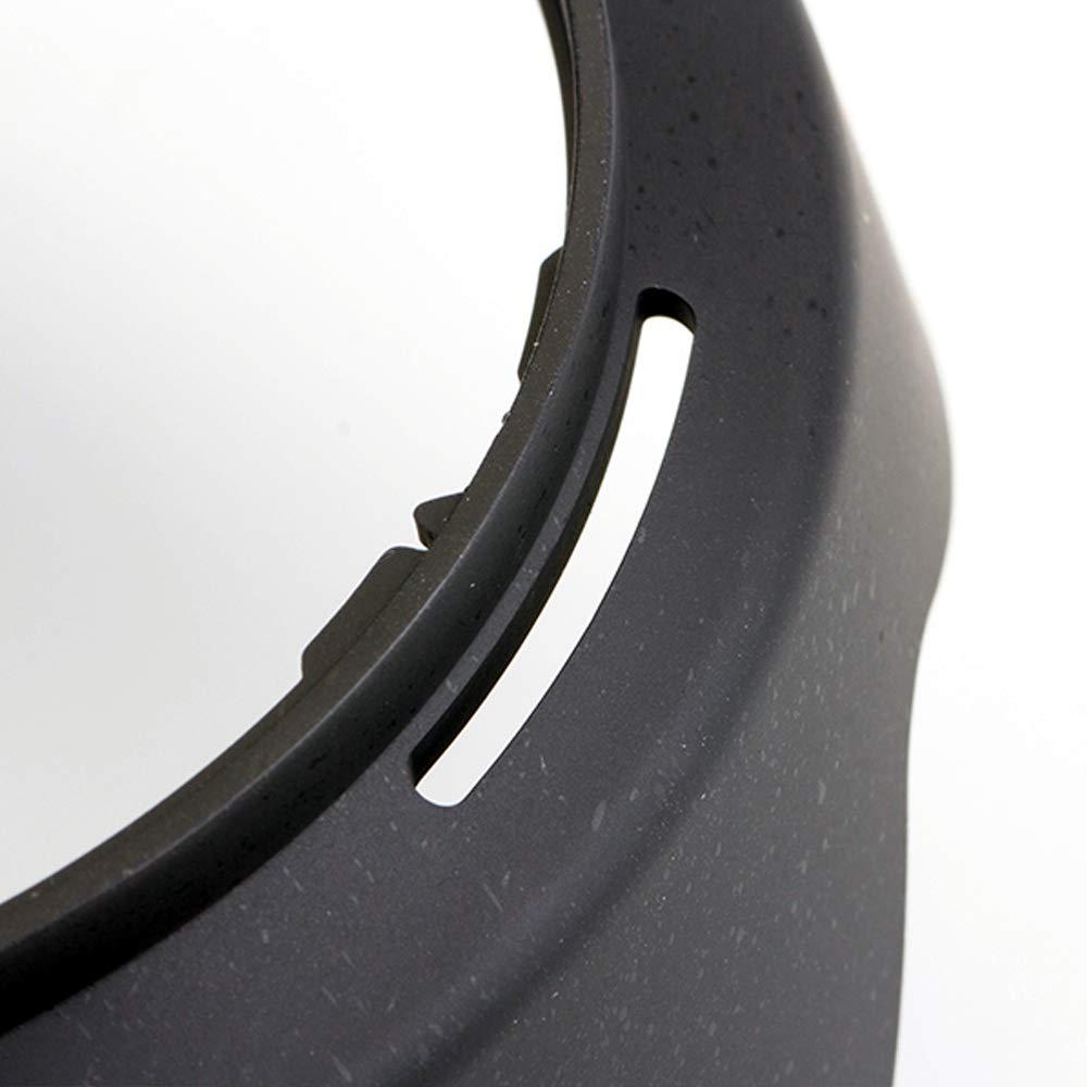Pixco HB-53 Bayonet Mount Lens Hood Work for Nikon AF-S Nikkor 24-120mm f//4G ED VR Lens Replacement Lens Hood