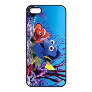 Mystic Zone Cute Cartoon Finding Nemo Cover Case For Apple Iphone 5 5S Cases TPUKO-Q850424