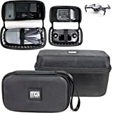 DJI Mavic Pro Drone Case and Remote Controller Case - Includes 2 Hard Shell Carrying Cases - No Chemical Smell - 40% Bigger - Fits Accessories, Batteries, Propellors, and Charging Cables.