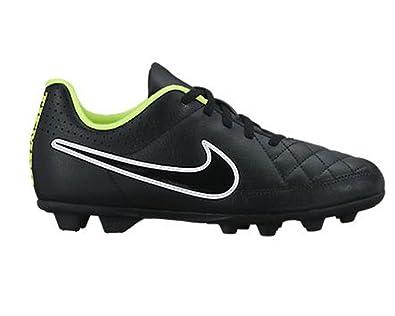 df42b66ea2170 Nike Boy's JR Tiempo Rio II FG-R Soccer Cleats