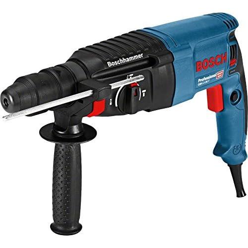 Bosch Professional GBH 2 26 F Martillo perforador combinado 2 7 J máx hormigón 26 mm portabrocas SDS plus cilíndrico en maletín