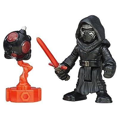 Playskool Heroes Galactic Heroes Star Wars Kylo Ren: Toys & Games