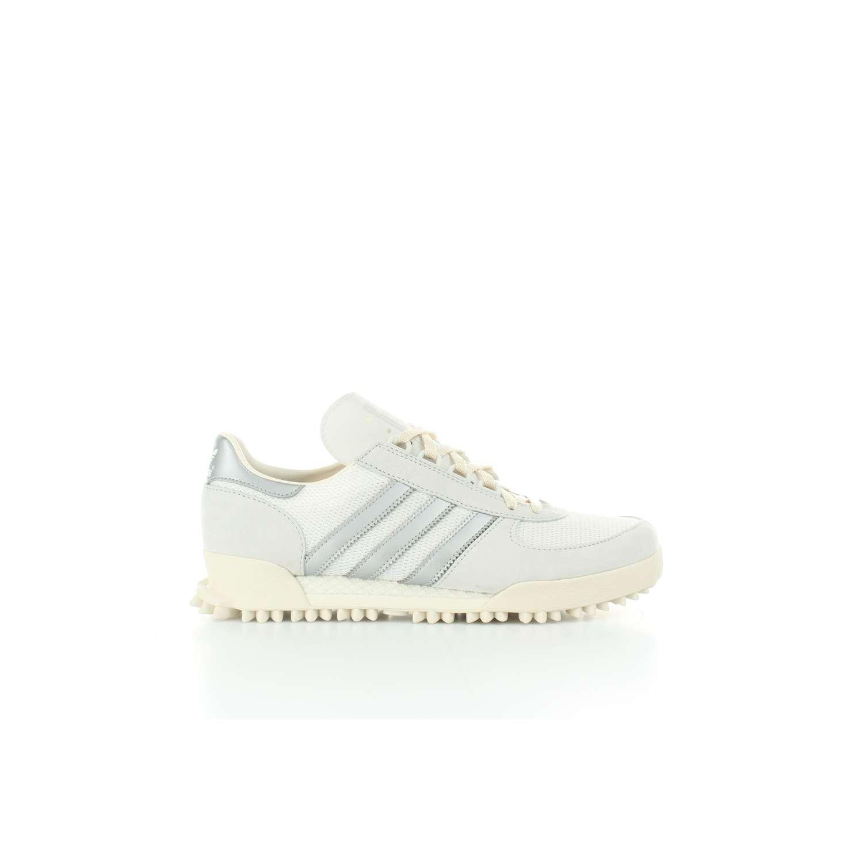 adidas Originals Marathon TR, Crystal White-Core Black-Chalk White 8|crystal white-core black-chalk white