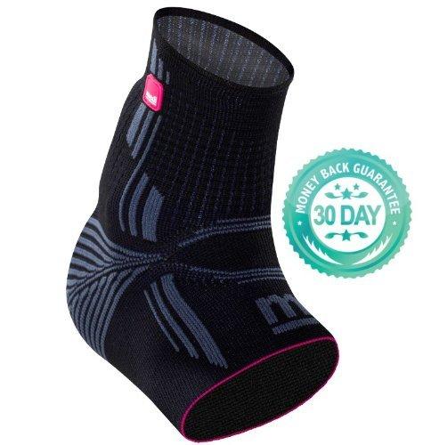 CEP Rx Ankle Brace, Color:Black, IV by CEP