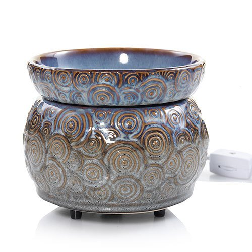 Yankee Candle Yankee Candle Home Collection Sea Swirl Electric Wax Melts Warmer