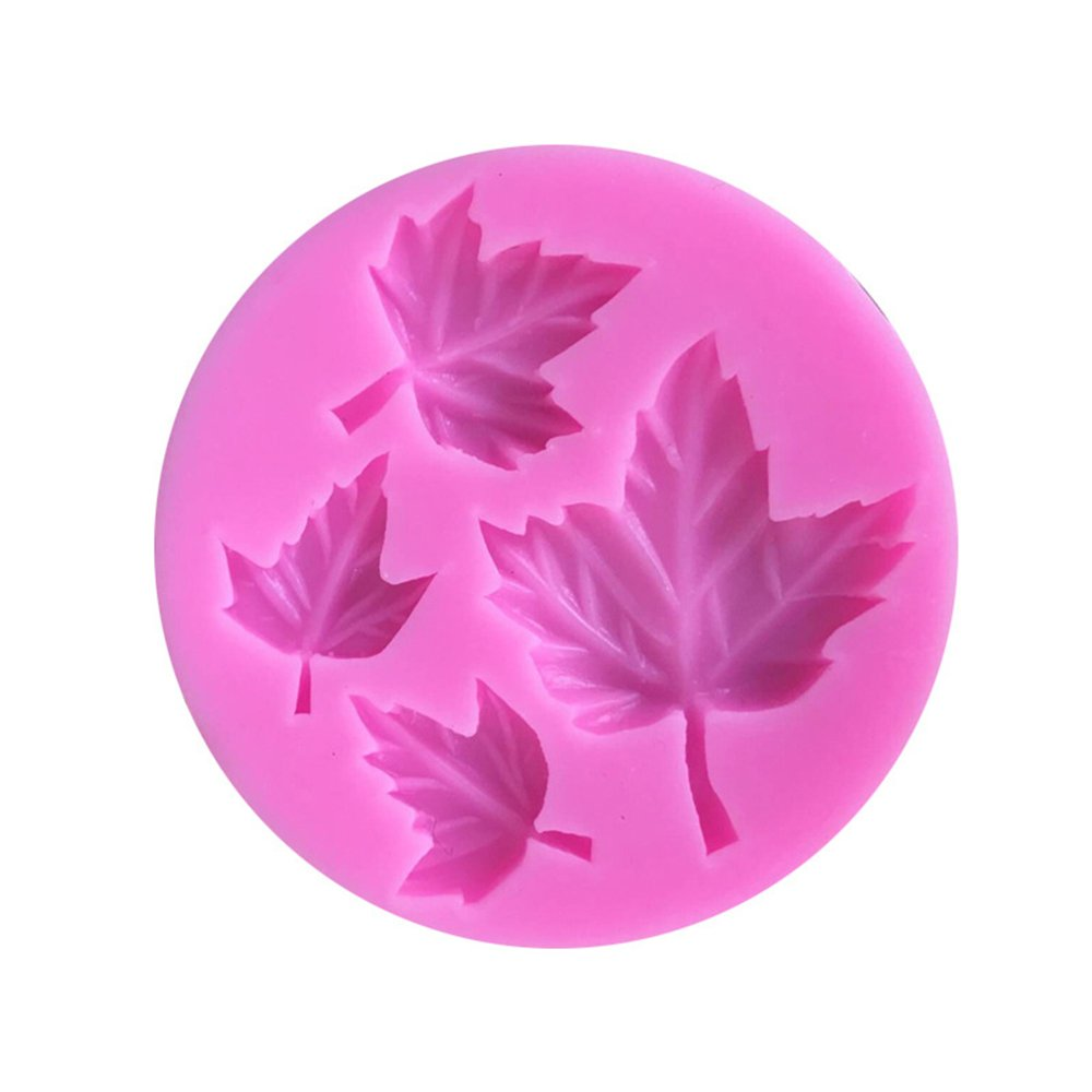 BeautyTopPicks feather silicone mould, for fondant/chocolate/sugar decoration, for cupcakes Beauty*Top*Picks TRTA11A