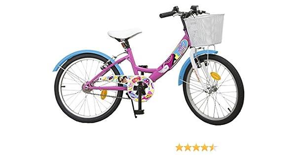 Toimsa Disney Princess - Bicicleta para niña, 6 a 9 años, 593 ...