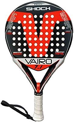 VAIRO Pala de Padel Shock SPIN 7.1: Amazon.es: Deportes y aire libre