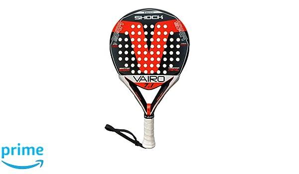 VAIRO Pala de Padel Shock SPIN 7.1: Amazon.es: Deportes y ...