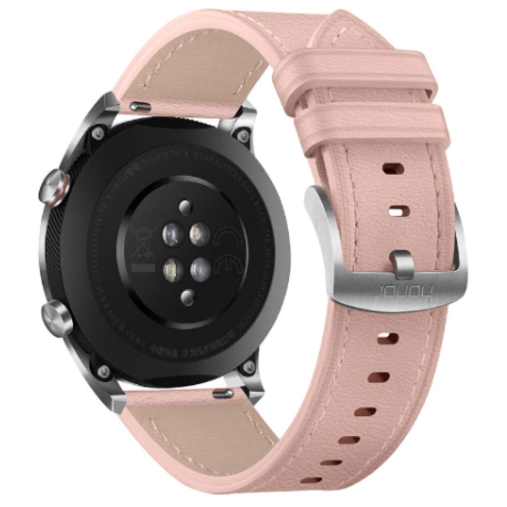 AutumnFall Ladies Cherry Series Huawei Honor Watch Dream Smart Watch Sport Sleep Run Cycling Swimming (Pink) by AutumnFall_1214 (Image #4)