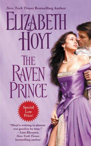 The Raven Prince (Prince Trilogy Book 1)