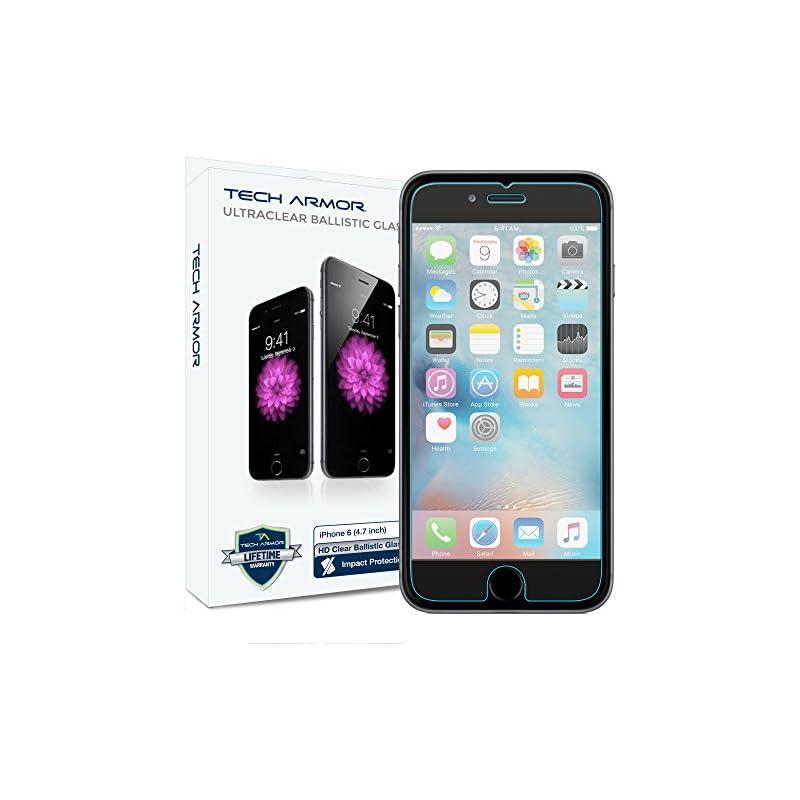 Tech Armor Apple iPhone 6, 6s, iPhone 7,