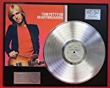 Tom Petty 'Damn The Torpedoes' Platinum LP Record LTD Edition Award Style Collectible Display