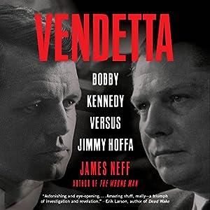 Vendetta Audiobook