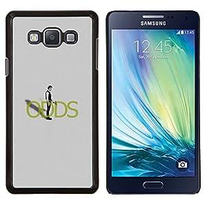 LECELL--Funda protectora / Cubierta / Piel For Samsung Galaxy A7 A7000 -- Han Solo de Apuestas --