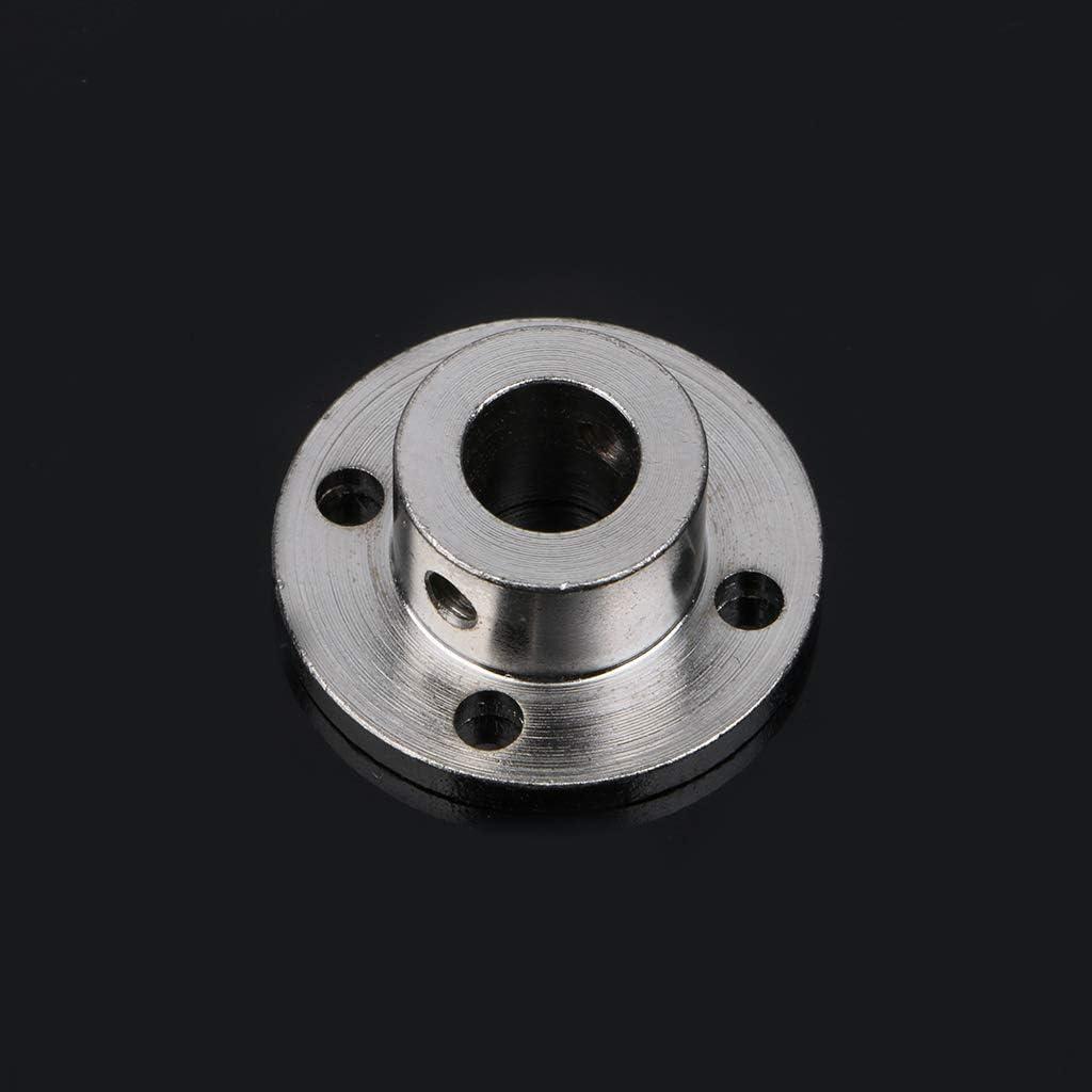 PENG Connecteur de Moteur de coupleur darbre de Guide de Moteur daccouplement /à Bride Rigide de 10 mm