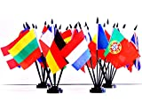 EUROPEAN UNION %28EU%29 WORLD FLAG SET w