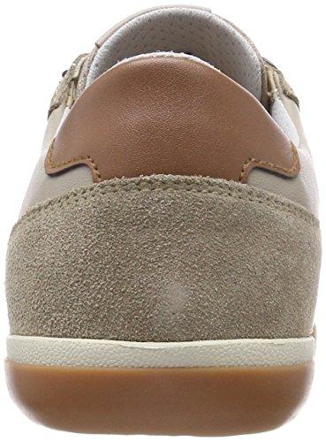 A Box sand Geox Sneakers Homme Basses U Beige wzzEq5Bn
