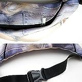 Dad Bag Fanny Pack-Waist Traveling Bum Bag for men/women with Zipper Adjustable Belt