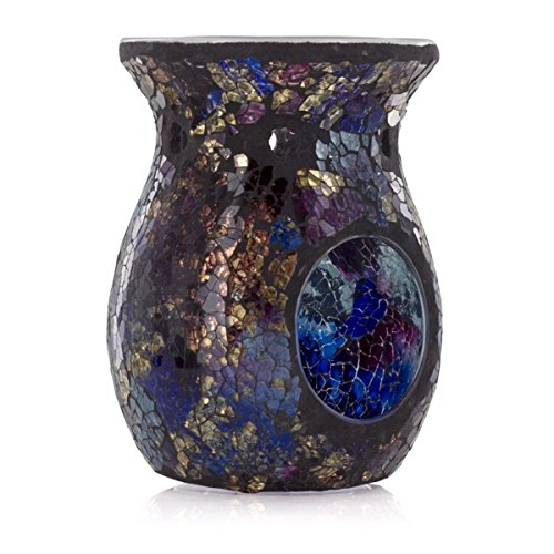 Classic Mosaic Oil Warmer Wax Warmer - Afterglow