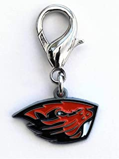 product image for Diva-Dog NCAA 'Oregon State Beavers' Licensed College Team Dog Collar Charm