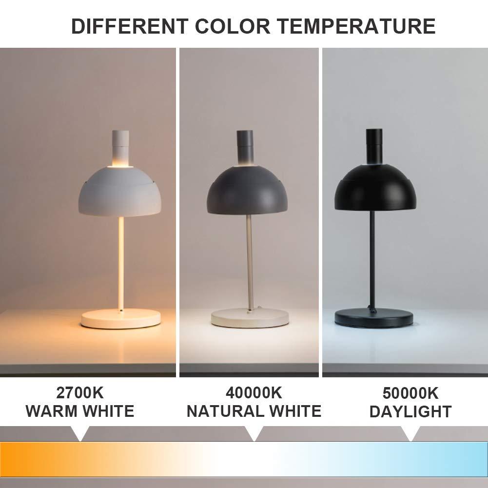 B11 Candle Light Bulb for Chandelier Light 5.5W 550lm Scheinenda E12 LED Candelabra Bulb Ceiling Fan 6 Pack Cool White 4000k 60W Equivalent Light Bulbs