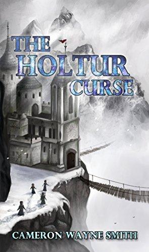 The Holtur Curse (The Holtur Trilogy Book 2)