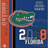 Florida Gators 2018 Calendar