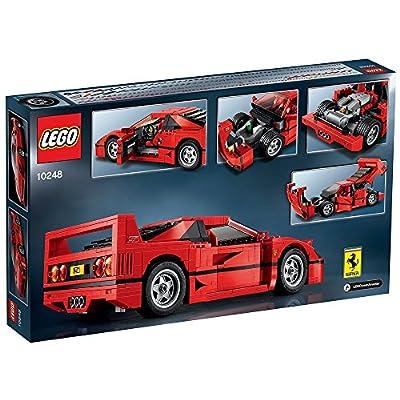 LEGO Creator Expert Ferrari F40 10248 Construction Set: Toys & Games