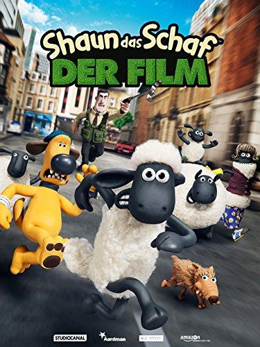 Filmcover Shaun das Schaf - Der Film