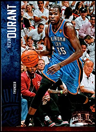 776e69efb3ee 2012-13 Panini Threads  98 Kevin Durant NM-MT Oklahoma City Thunder Official
