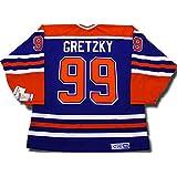 Wayne Gretzky Edmonton Oilers CCM vintage jersey