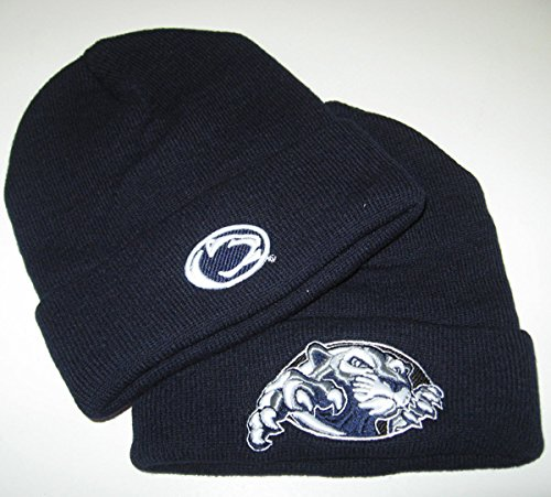Zephyr Hats Penn State Nittany Lions Blue Extreme Lion Knit Hat by Zephyr Hats
