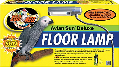 AVIANSUN DELUXE FLOOR LAMP - 26 WATT by DavesPestDefense