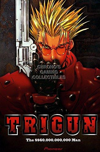 CGC Huge Poster - Trigun Anime Poster Toraigan Badlands Rumble Maximum - ANI178 (16