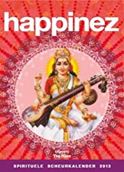 Happinez  / Spirituele scheurkalender 2013 / druk 1