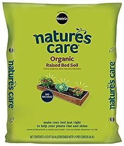 Amazon.com : Nature's Care 73959630 Raised Bed Soil