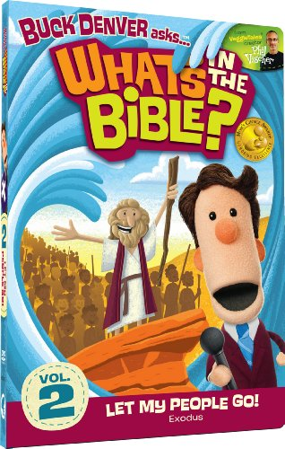 Buck Denver Asks: What's in the Bible?  Volume Two - Let My People Go