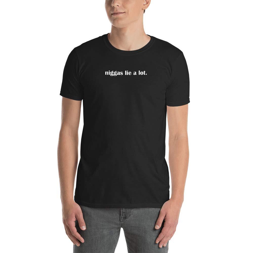 Chloe Miller 91 Niggas Lie A Lot T Shirt Black