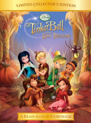 Tinker Bell and the Lost Treasure (Disney Fairies) (Read-Aloud -