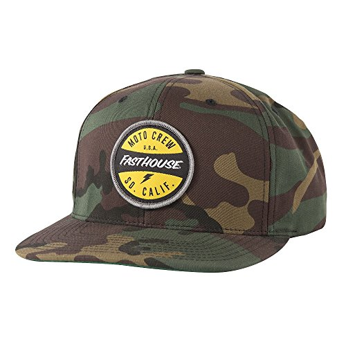 Fasthouse The So Cal Hat Camo Adult One Size